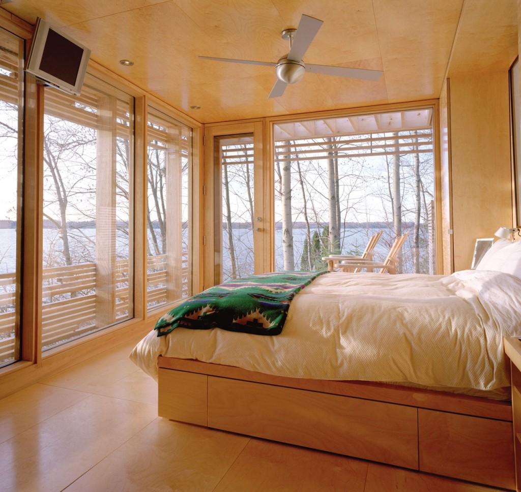 Modern Ceiling Fan Dresses Up Cozy Bedroom Retreat Blog
