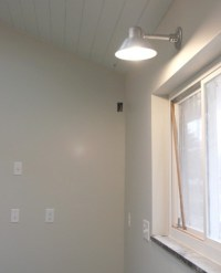 Ceiling Fan and Wall Sconce Update 1950s Fixer-Upper Ranch ...