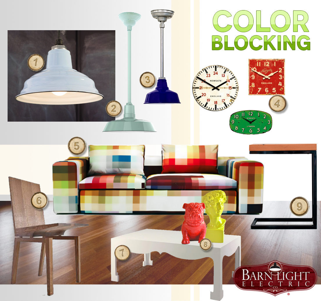 bright colour living room ideas design with dark grey sofa style me sunday color blocking decor blog