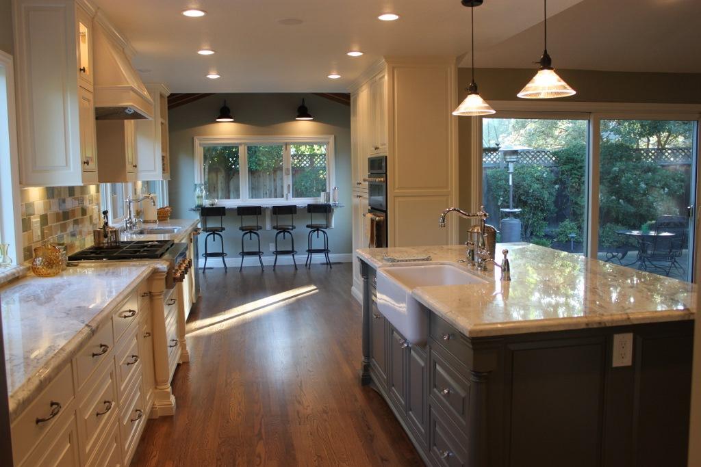 QA with California Homeowner on Complete Kitchen Remodel  Blog  BarnLightElectriccom