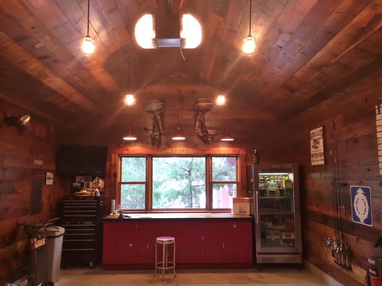 hight resolution of classic gooseneck barn lights give new space u0027old garage u0027 feelclassic gooseneck barn lights