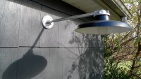 Classic Outdoor Gooseneck Lighting for a Modern NY ...