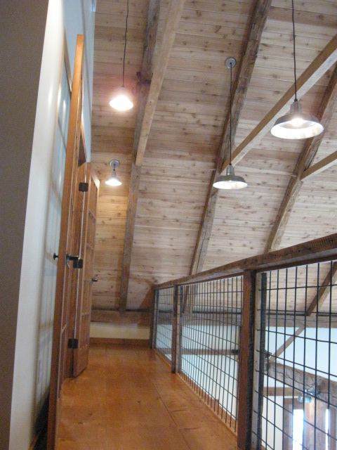 Galvanized Barn Lights Ceiling Fans Complete Rustic Barn