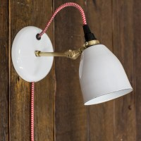 Vintage Inspired Task Lighting with Plug-In Convenience ...