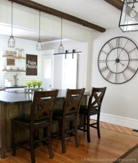 Industrial Pendants for Farmhouse Kitchen Makeover | Blog ...