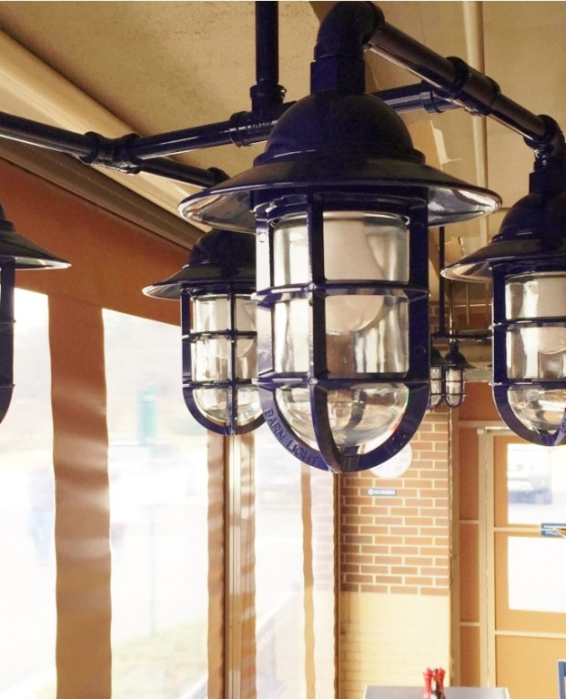 Finding A High Quality Light Fixture That Could Handle Not Only The Constant Traffic Of Commercial E But Also Weather Fluctuations Patios