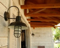 Rustic Industrial Lighting for Central American Beach ...