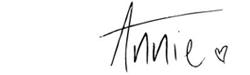 Annie's signature