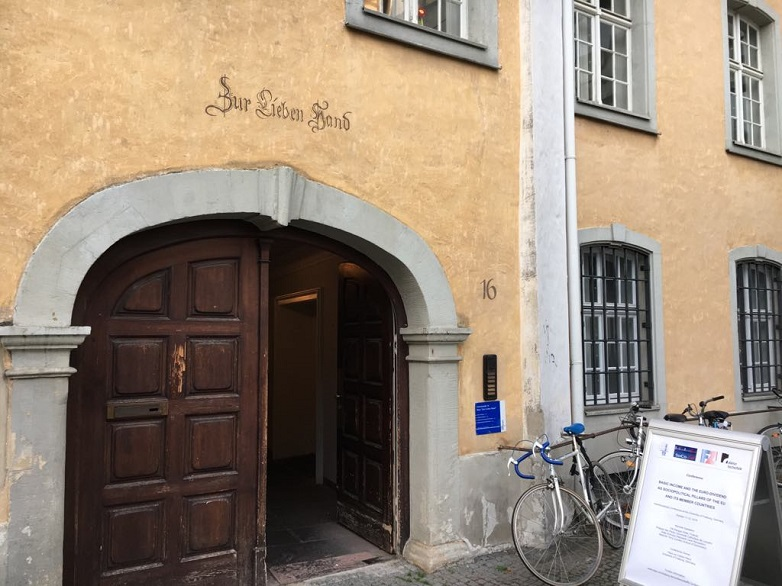 Interdisziplinäre Konferenz zum Grundeinkommen in Freiburg