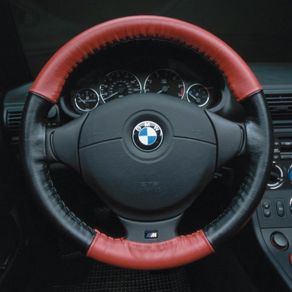 Bmw And Mini Leather Steering Wheel Covers Wheelskins Bavarian Autosport