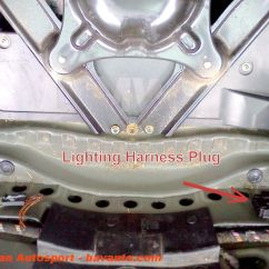 Bmw X5 E70 Tail Light Wiring Diagram Plug E53 How To Trailer Lighting Harness Control Module Install The