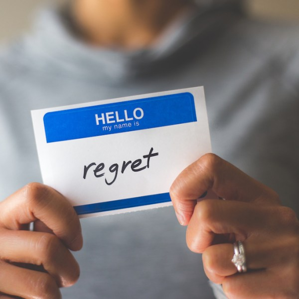 How To Live A Life Free From Regret