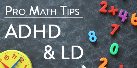 Teaching Math to Students with LD and ADHD: Interview with Adena Young, Ph.D.| BayTreeBlog.com