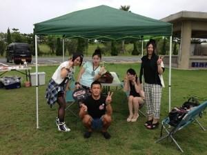 海の中道海浜公園bbq☆