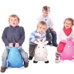El juego, los juguetes y los niños