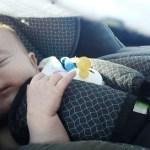 El primer viaje del bebé: Guía para padres primerizos