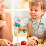 Actividades para estimular el desarrollo cognitivo del bebé de 0 a 2 años
