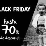 ¡Aviso Black Friday: lo mejor para tu bebé al mejor precio!