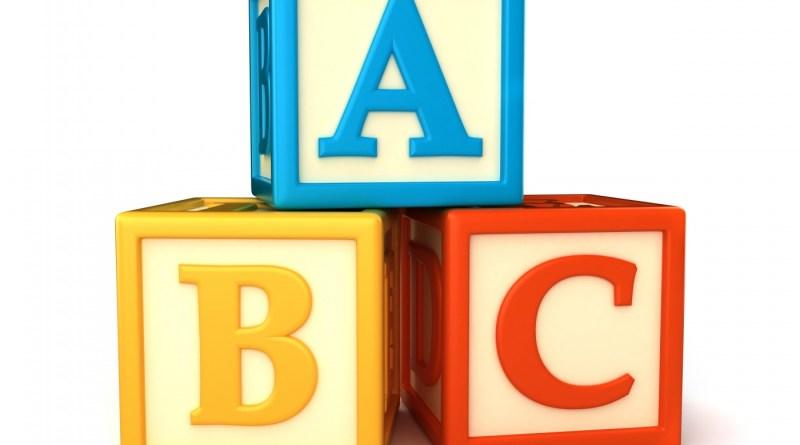 cubetti ABC il linguaggio del bbq