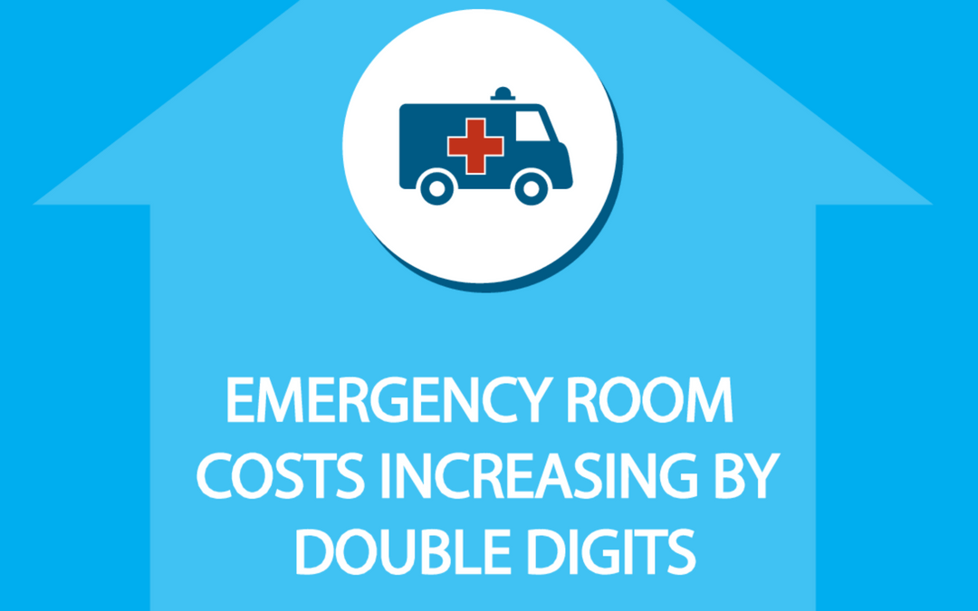 For ACA Plans Emergency Room Visits Will Cost More in