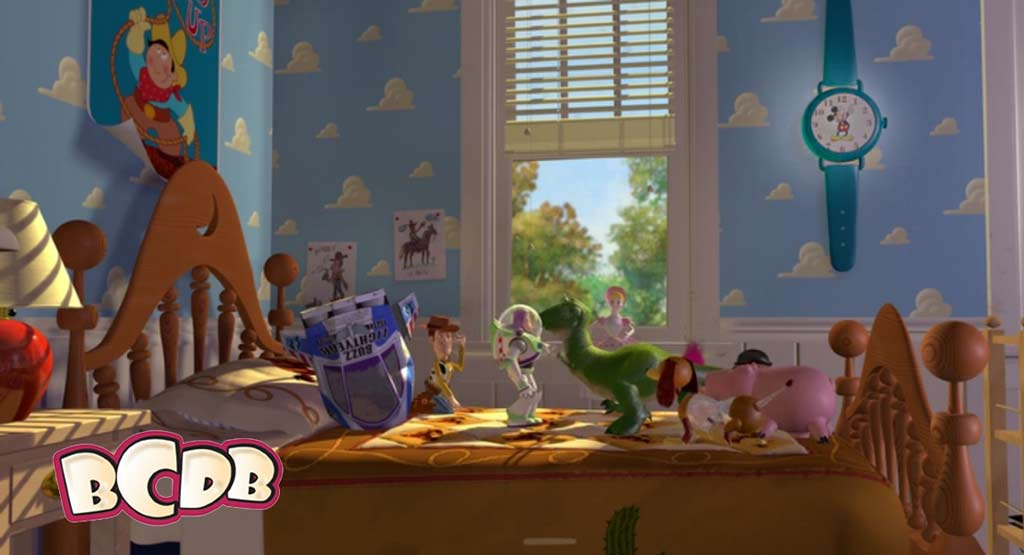Toy Story Hidden Trivia And Easter Eggs