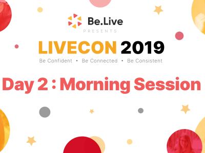 LiveCon Day 2