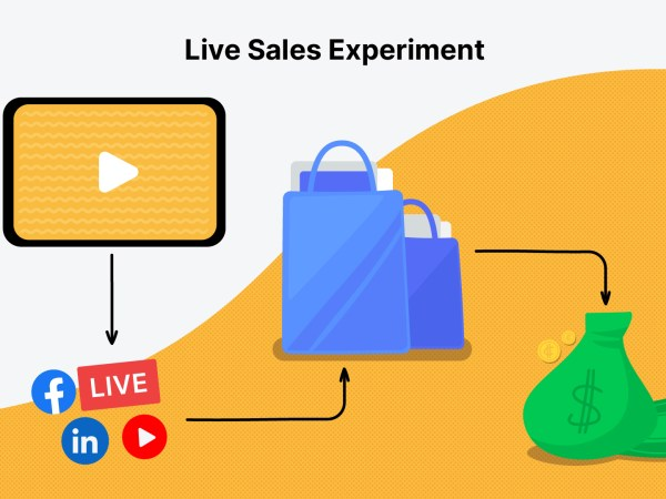 Live Sales Experiment: How I Got $500+ In Affiliate Sales In My First Two Weeks Of Selling