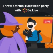 6 Ways To Celebrate Halloween with Your Customers While Live Streaming