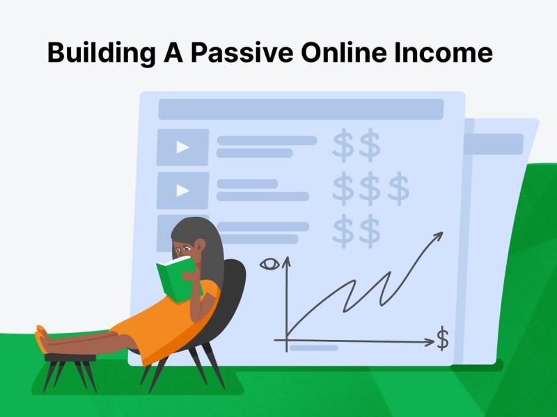 passive online income