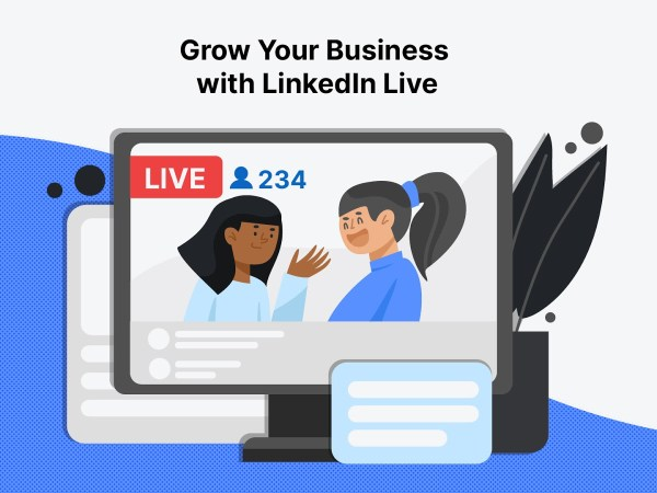 Grow Business LinkedIn Live