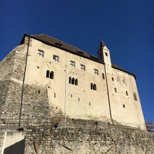 Burg Tirol, Schloss Tirol, Burggrafenamt