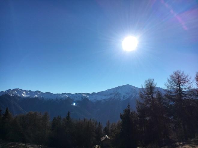 Alto Adige, Sonnige Wanderung, Berge, Panorama, Laufen