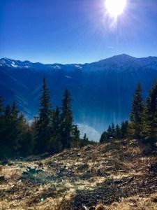 Berge, Wandern, Texelgruppe, Dolomitenblick, Bergwanderung