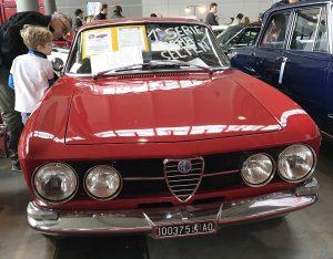 Beachtime Travelling besuchte die größte Oldtimermesse Europas auf der Suche nach Alfa Romeo-Schätzchen: Bertone, Giulia und Montreal gesucht!