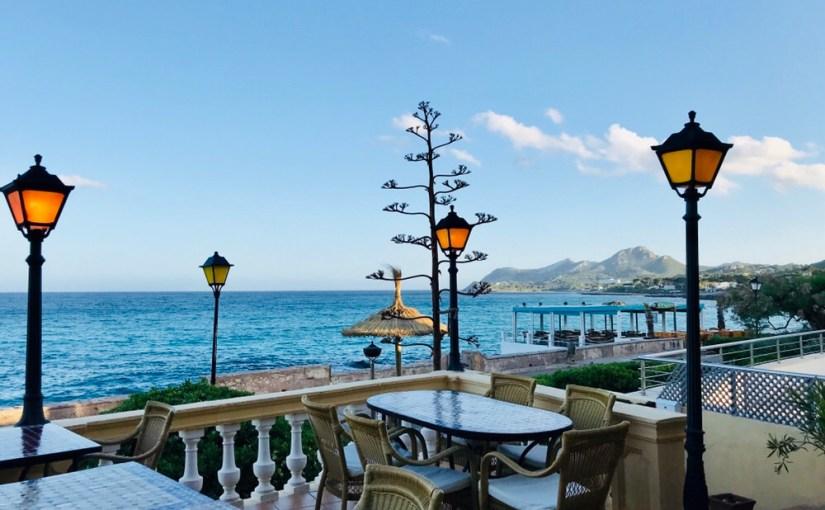 Restaurant del mar ..