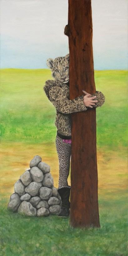 Raquel Fornasaro_Tree Hugger