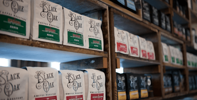 Black Oak Coffee Bags - Better Brew With French Press