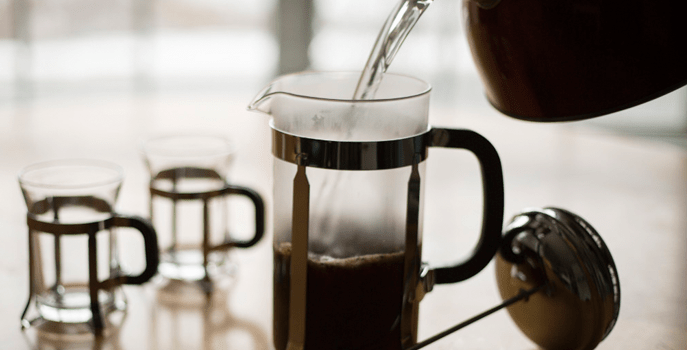 Brewing With French Press - Better Brew With French Press
