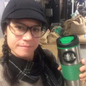 Cat - Women in Coffee for Women's Day 2018