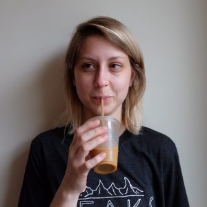 Kelsey - Women in Coffee for Women's Day 2018