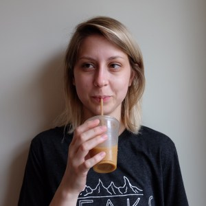 Kelsey - Women in Coffee for Women's Day 2018