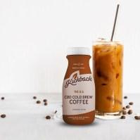 Kickback CBD Cold Brew Bottle –CBD Coffee