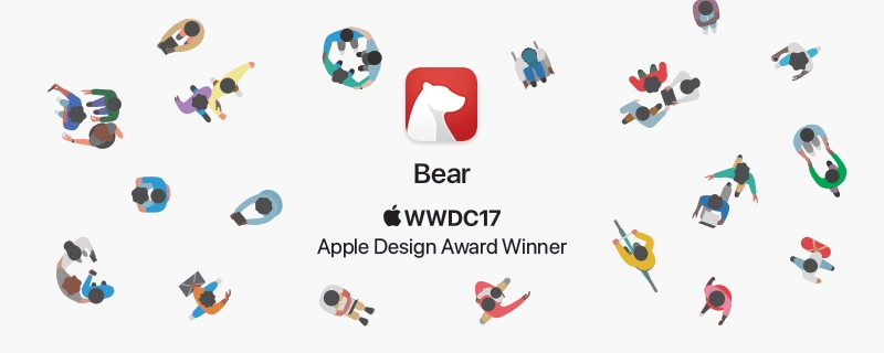 Thank you—yes, you—for our 2017 Apple Design Award