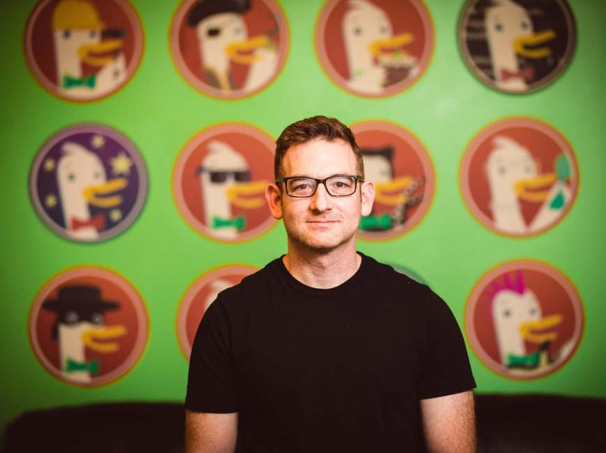 Bear With Us: An interview with Gabriel Weinberg of DuckDuckGo