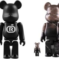 2/20 発売のベアブリック(BE@RBRICK) -ORANGE RANGE(R) & GIGOR 100% & 400%-
