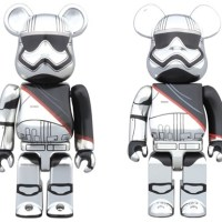 STAR WARS CAPTAIN PHASMA 100% 400% ベアブリック (BE@RBRICK) [情報]