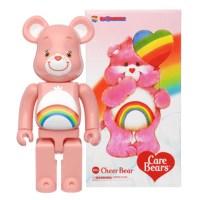 Care Bears Cheer 400% ベアブリック(BE@RBRICK)[予約開始]