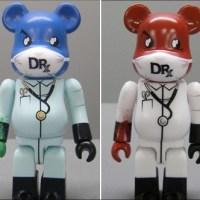 Dr.ROMANELLI 400% ベアブリック(BE@RBRICK)[情報]
