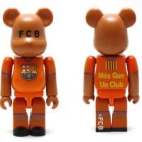 FC BARCELONA 06-07 アウェイ ベアブリック(BE@RBRICK)