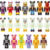 Happyくじ Disney HALLOWEEN MONSTER WOW! ベアブリック (BE@RBRICK) [発売]